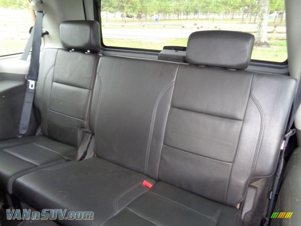 2007 QX 56 - Liquid Onyx Black / Graphite Black photo #32