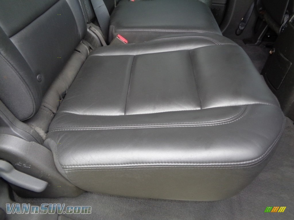 2007 QX 56 - Liquid Onyx Black / Graphite Black photo #55