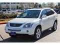 Lexus RX 400h Hybrid Crystal White photo #3