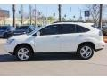 Lexus RX 400h Hybrid Crystal White photo #4