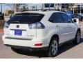 Lexus RX 400h Hybrid Crystal White photo #7