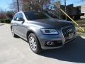 Audi Q5 2.0 TFSI quattro Monsoon Gray Metallic photo #2