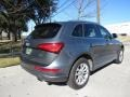 Audi Q5 2.0 TFSI quattro Monsoon Gray Metallic photo #7