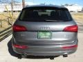 Audi Q5 2.0 TFSI quattro Monsoon Gray Metallic photo #8