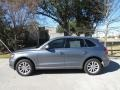Audi Q5 2.0 TFSI quattro Monsoon Gray Metallic photo #11