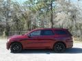 Dodge Durango GT Octane Red Pearl photo #2