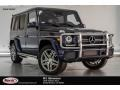 Mercedes-Benz G 63 AMG designo Mystic Blue Metallic photo #1