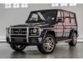 Mercedes-Benz G 63 AMG designo Mystic Blue Metallic photo #18