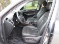 Audi Q5 2.0 TFSI quattro Monsoon Gray Metallic photo #3
