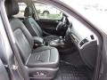 Audi Q5 2.0 TFSI quattro Monsoon Gray Metallic photo #5