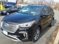 Hyundai Santa Fe SE AWD Becketts Black photo #1