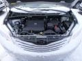 Toyota Sienna XLE Silver Sky Metallic photo #18