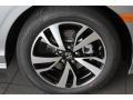 Honda Odyssey Elite Lunar Silver Metallic photo #10
