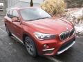 BMW X1 xDrive28i Sunset Orange Metallic photo #9