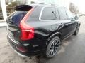 Volvo XC90 T6 AWD Momentum Onyx Black Metallic photo #2