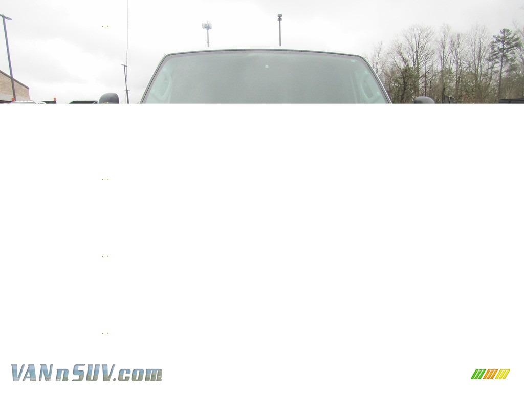 2012 E Series Van E150 Cargo - Oxford White / Medium Flint photo #8