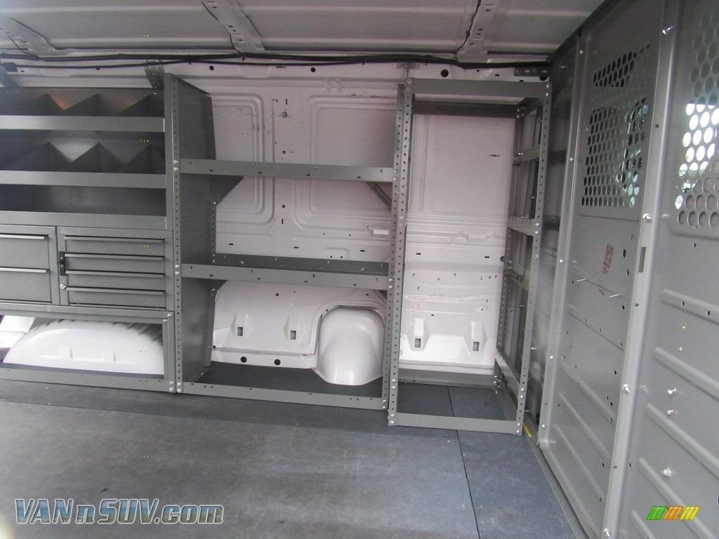 2012 E Series Van E150 Cargo - Oxford White / Medium Flint photo #14