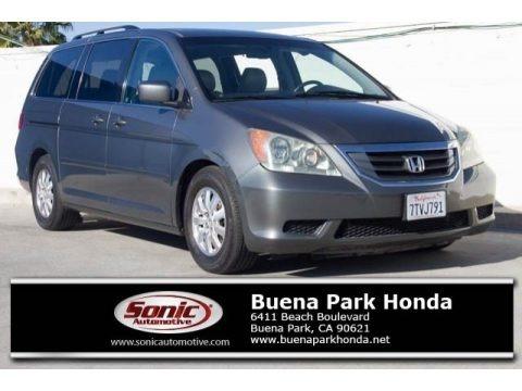 Nimbus Gray Metallic 2008 Honda Odyssey EX-L