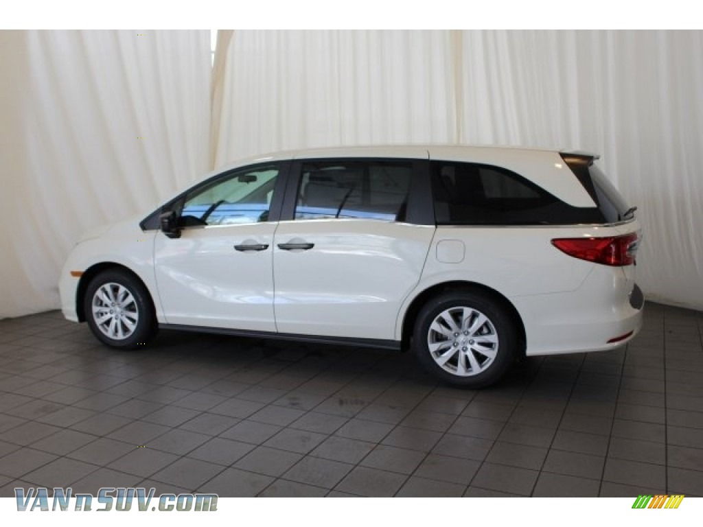 2018 Odyssey LX - White Diamond Pearl / Mocha photo #5