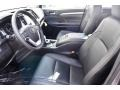 Toyota Highlander Hybrid XLE AWD Predawn Gray Mica photo #6