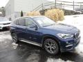 BMW X1 xDrive28i Mediterranean Blue Metallic photo #1