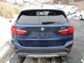 BMW X1 xDrive28i Mediterranean Blue Metallic photo #4