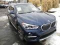 BMW X1 xDrive28i Mediterranean Blue Metallic photo #9