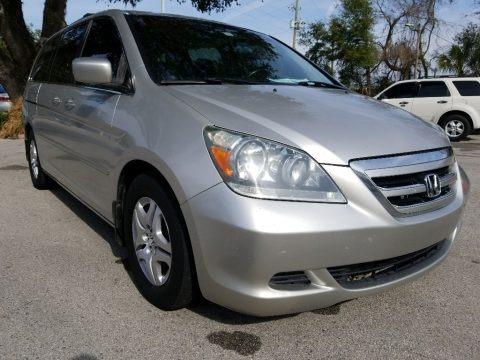 Silver Pearl Metallic 2007 Honda Odyssey EX-L