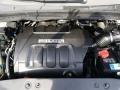 Honda Odyssey EX-L Silver Pearl Metallic photo #25