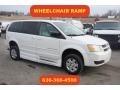 Dodge Grand Caravan SE Stone White photo #1