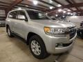 Toyota Land Cruiser 4WD Classic Silver Metallic photo #1