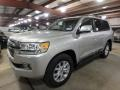 Toyota Land Cruiser 4WD Classic Silver Metallic photo #4