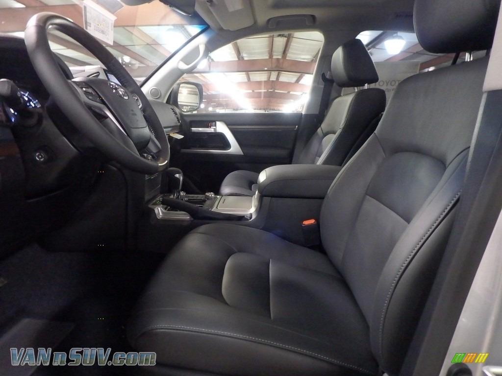 2018 Land Cruiser 4WD - Classic Silver Metallic / Black photo #6