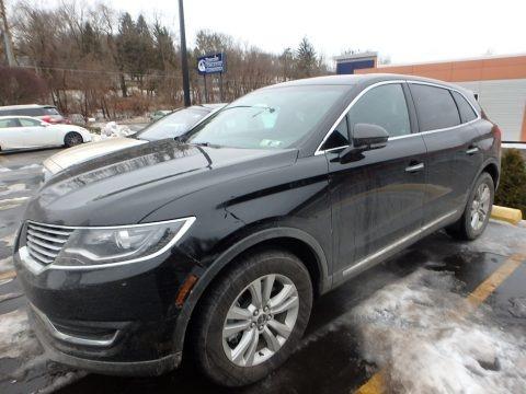 Black Velvet 2017 Lincoln MKX Premier AWD