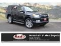 Toyota 4Runner Limited 4x4 Black photo #1