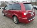 Chrysler Town & Country Touring Deep Cherry Red Crystal Pearl photo #2