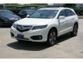 Acura RDX FWD Advance White Diamond Pearl photo #3