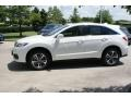Acura RDX FWD Advance White Diamond Pearl photo #4