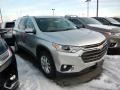 Chevrolet Traverse LT AWD Silver Ice Metallic photo #3