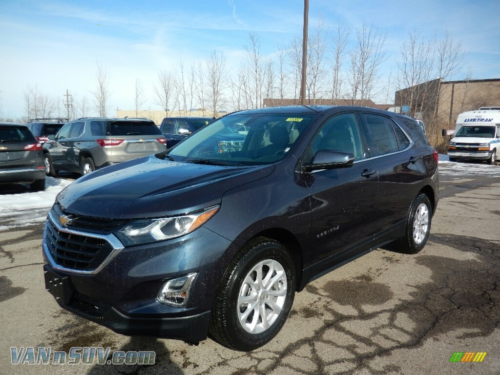 2018 Equinox LT - Storm Blue Metallic / Jet Black photo #1