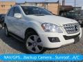 Mercedes-Benz ML 350 BlueTEC 4Matic Arctic White photo #1