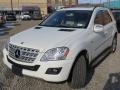 Mercedes-Benz ML 350 BlueTEC 4Matic Arctic White photo #9