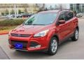 Ford Escape SE 1.6L EcoBoost Ruby Red Metallic photo #3