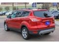 Ford Escape SE 1.6L EcoBoost Ruby Red Metallic photo #5