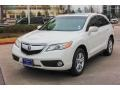 Acura RDX Technology White Diamond Pearl photo #3