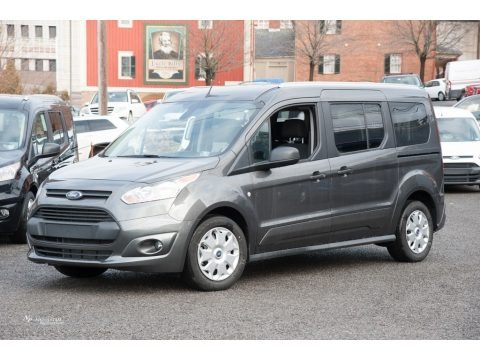 Magnetic 2018 Ford Transit Connect XLT Passenger Wagon