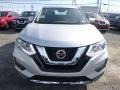 Nissan Rogue S AWD Brilliant Silver photo #7