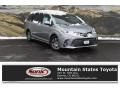 Toyota Sienna XLE Silver Sky Metallic photo #1