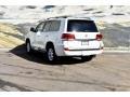 Toyota Land Cruiser 4WD Blizzard White Pearl photo #3