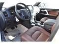 Toyota Land Cruiser 4WD Blizzard White Pearl photo #5